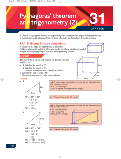 Sample pages from Linear Higher Student Book - Pearson Schools