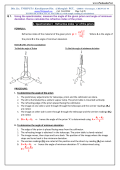 XII PHYSICS PRACTICAL MATERIAL (with sample reading