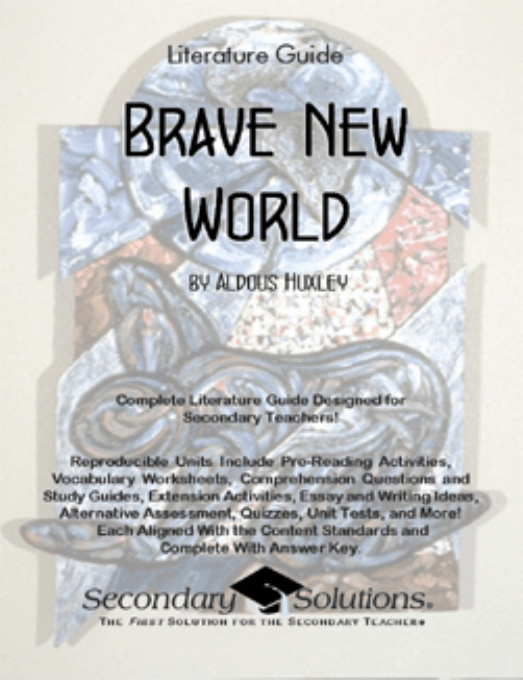 a literary analysis of the reservation in brave new world Brave new world by aldous huxley is a really unique and interesting novel right from the start i felt that huxley used satire as an effective literary tool in the first chapter huxley makes a very bold statement.