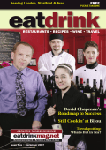 eatdrink sample text.qxd - eatdrink Magazine