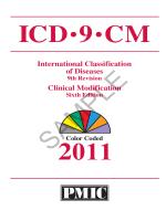 ICD-9-CM SAMPLE - Yimg