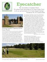 revised 29 Sept Newsletter sample.p65 - Norfolk Gardens Trust