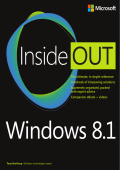 Sample Chapters from Windows 8.1 Inside Out - Download Center