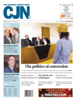 + 4 - The Canadian Jewish News