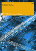 SAP HANA Administration Guide - SAP Help Portal