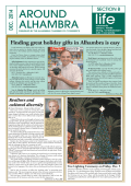 Finding great holiday gifts in Alhambra is easy - Alhambra Chamber