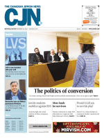 December 18, 2014 - The Canadian Jewish News