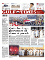 Qatar heritage, patriotism on show at parade - Gulf times
