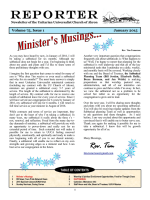 Reporter January 2015 - Unitarian Universalist Church of Akron