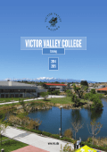 2014-2015 Victor Valley College Catalog