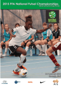 view the National Futsal Championships Official Program for 2015