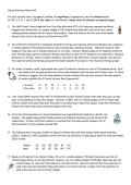 25 Worksheet - Inference Worksheet #2 - Mister Youn
