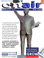 Botswana Community Advertizer 2015 Jan 14