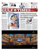 Qatar - Gulf Times