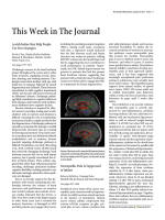 Abstract Browser  - The Journal of Neuroscience