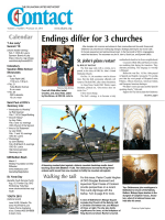 "Oklahoma United Methodist ""Contact"" newspaper"