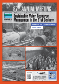 Sustainable Water Resource Management in the 21st