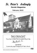 Parish Magazine - St. Peter's Church Ardingly