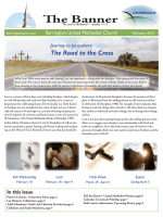 February, 2015 issue - Barrington United Methodist Church
