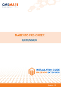 Magento Pre-order Extension | Backorder Extension