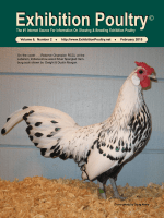 the FREE February 2015 Issue - Exhibition Poultry Magazine