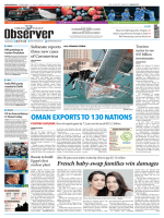 oman exports to 130 nations positive outlook