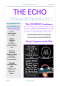 March 2015 on line Newsletter - First Congregational Church of Eliot