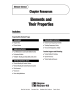 Chapter 19 Resource: Elements and Their Properties