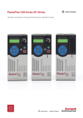 PowerFlex 520-Series AC Drives