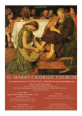 St. Mark Catholic Church Sea Girt NJ bulletin for