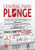 TAKE THE plunge - the central park plunge