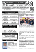 Newsletter - Ceduna Area School