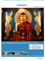Bodhgaya Travel guide in PDF format