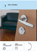 Lever Handle and Pull Handle Sets