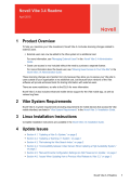 Novell Vibe 3.4 Readme