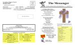 View Newsletter - Saint Andrew Lutheran Church