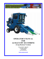 SPC 40 Crop Destruct Operator`s Manual