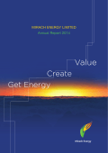 MIRACH ENERGY LIMITED Annual Report 2014