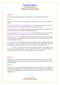 History chap 1 The French Revolution