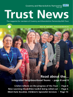 April 2015 - Coventry and Warwickshire Partnership NHS Trust