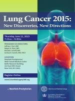 Program Brochure - Columbia Presbyterian Department of Surgery
