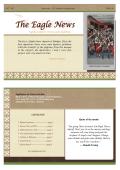 The Eagle News - Eaglexpress Air Charter