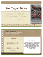 The Eagle News - Eaglexpress Air Charter