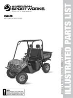 CW400 390cc Honda