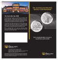 2016 Australian Koala and Kookaburra Silver Bullion Brochure