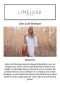 Lime Lush Boutique: Boutique Dresses