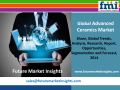 Advanced Ceramics Market: Global Industry Analysis and Forecast Till 2020 by FMI