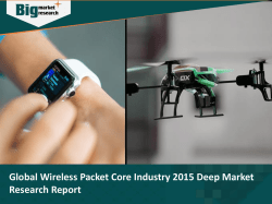 Global Wireless Packet Core Industry 2015 Deep Market Research Report