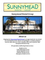 Sunnymead Dental Group: Cosmetic Dentistry Moreno Valley