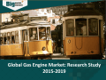 Global Gas Engine Market- Size, Share, Trends, Forecast, Outlook